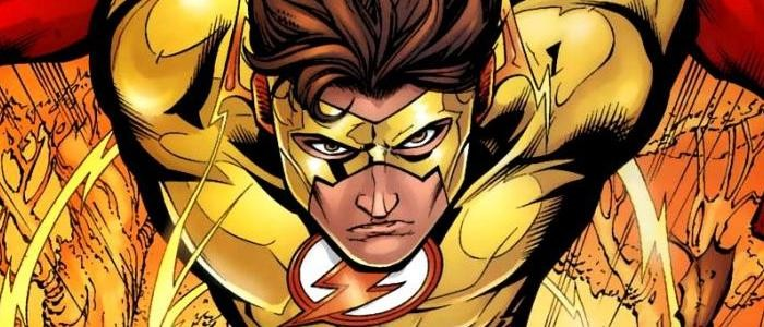 The Flash Podcast 007 – Bart Allen