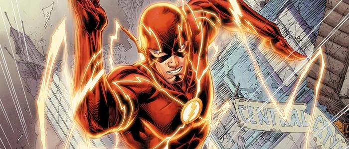 The Flash Podcast 019 – Exclusive Interview: Brett Booth, DC Comics Artist