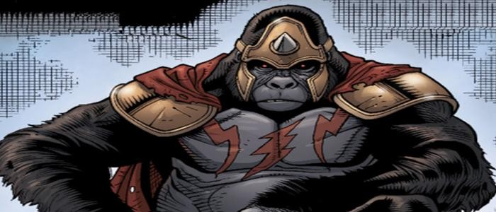 The Flash Podcast 021 – Gorilla Grodd