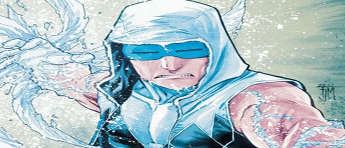 The Flash Podcast 031 – Captain Cold