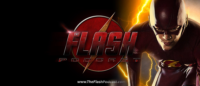 The Flash Podcast 19 – Who Is Harrison Wells?
