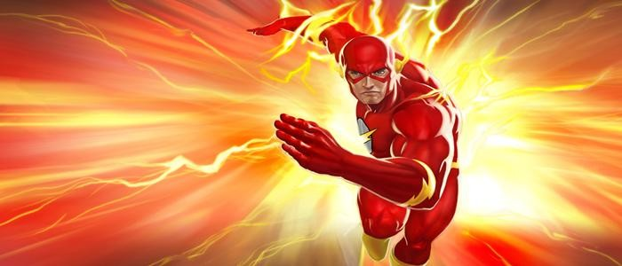 The Flash Podcast 034 – Speed Force
