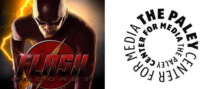 The Flash Podcast Goes To PaleyFest