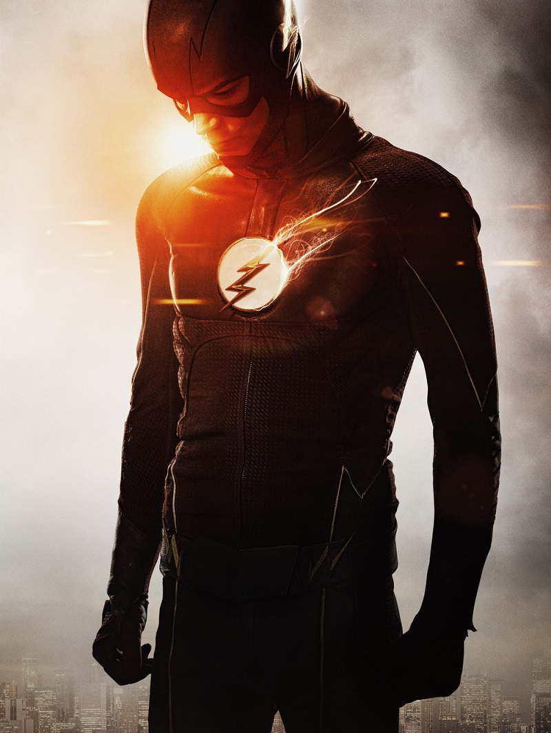 The Flash Image Number FLA02 FIRST LOOK Pictured Grant Gustin