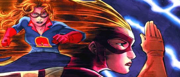 The Flash Character Profile: Jesse Quick