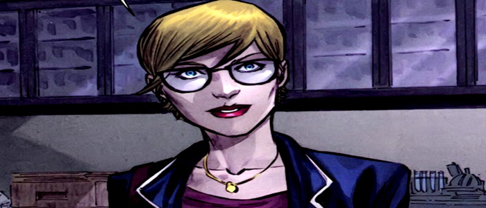 The Flash Character Profile: Patty Spivot