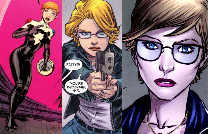 Patty Spivot in DC Comics