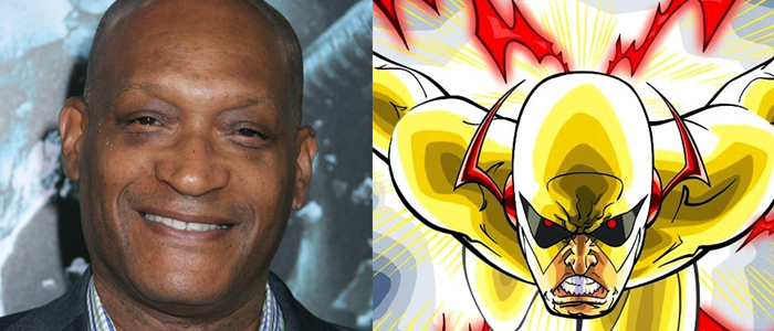 Tony Todd To Voice Zoom on The Flash