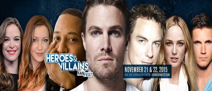 The Flash Podcast Going To Heroes & Villains Fan Fest