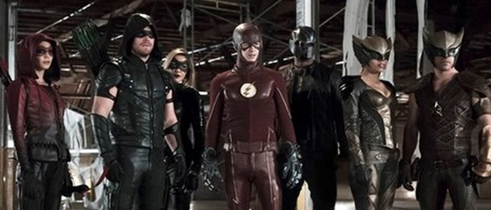 Official Descriptions For Arrow & The Flash Crossover Event