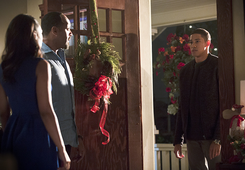 Keiynan Lonsdale as Wally West in next week's episode of The Flash