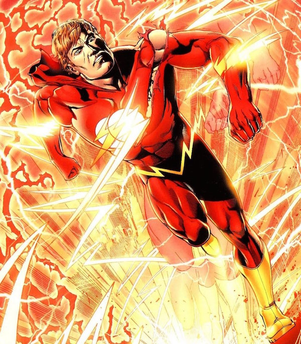 Wally-West-the-Flash