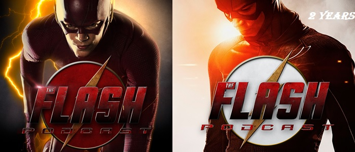Two Years Later – 70 The Flash Podcast Episodes Later