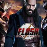 The Flash Podcast Season 2 – Episode 8: Legends of Today/Legends of Yesterday