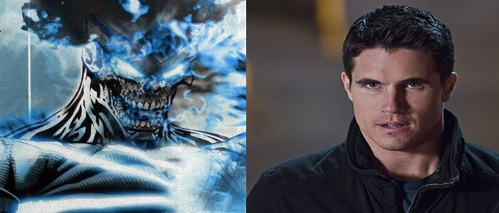Robbie Amell To Return To The Flash: As Deathstorm