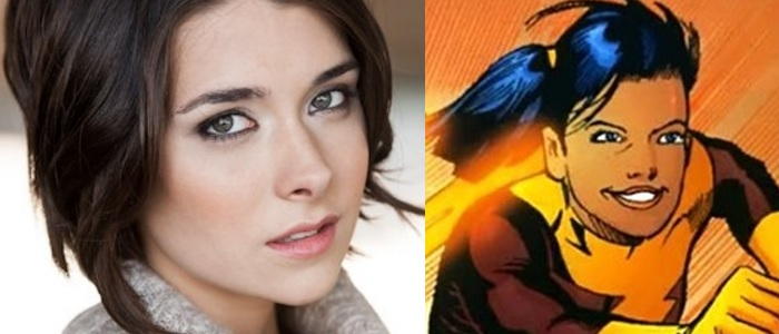 The Flash Casts Allison Paige As Eliza Harmon