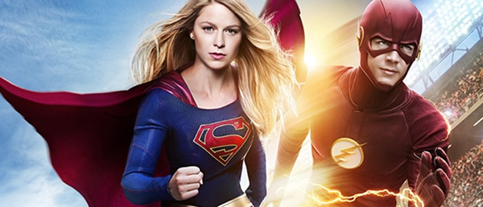 CBS Releases Promo For The Flash/Supergirl Crossover