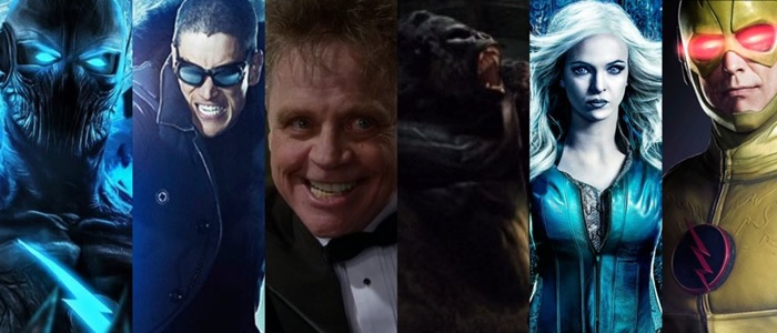 The Flash Podcast Special Edition – Ranking The Flash Villains