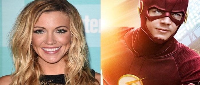 The Flash 2.22 Official Description: Katie Cassidy Guest Stars!