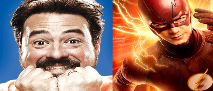 The Flash 2.21 Official Description: Kevin Smith Directs!