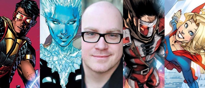 The Flash Podcast Special: Sterling Gates Interview