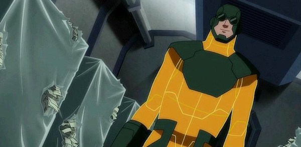 Mirror Master in Justice League: Doom