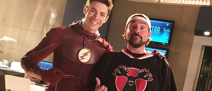 Kevin Smith's Season 3 Episode Of The Flash Revealed