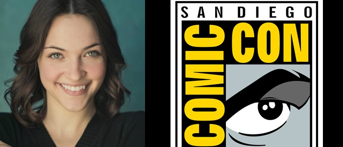 The Flash's Violett Beane To Moderate TV & Film Composer Panel At Comic-Con 2016