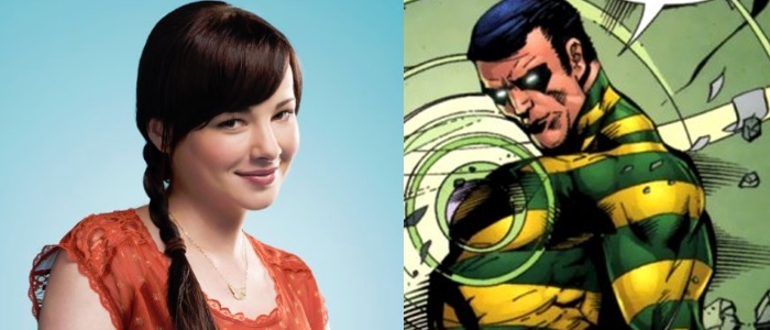 Ashley Rickards Cast As The Flash Villain The Top