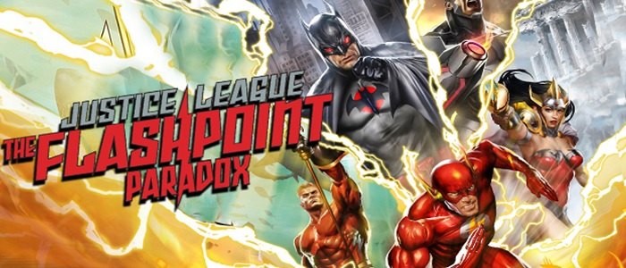 The Flash Podcast Season 2.5 – Episode 13: Justice League The Flashpoint Paradox