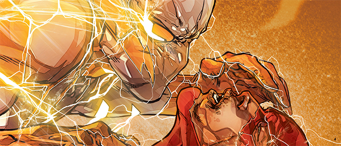 "REVIEW: The Flash #7 – ""No More Speedsters"""