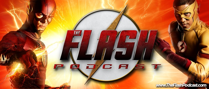 The Flash Podcast Season 3 – Episode 16:  Into The Speed Force