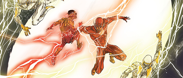 "REVIEW: The Flash #8 – ""Goodbye to Old Friends"""