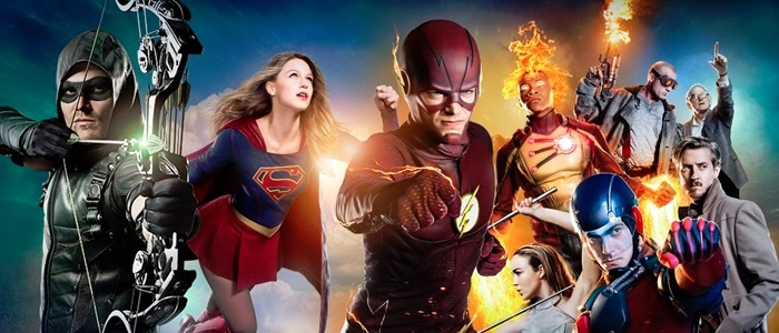 Supergirl/The Flash/Arrow/Legends Crossover: TV Spot #1