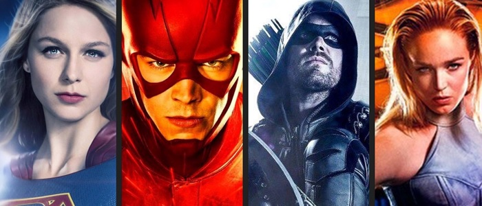 Episode Descriptions For Supergirl/The Flash/Arrow/Legends Crossover