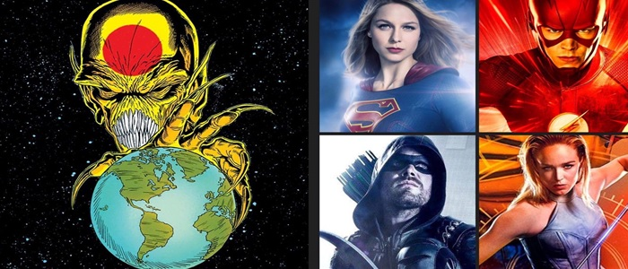 The Flash Podcast Special Edition: Invasion! & Predictions For 4-Show Crossover