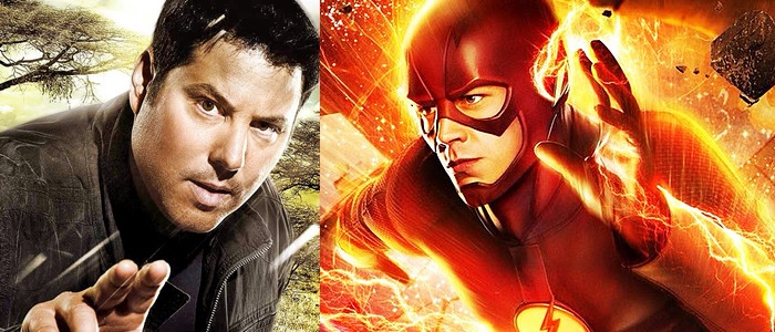 The Flash Recruits Heroes' Greg Grunberg