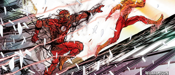 "REVIEW: The Flash #12 – ""Out Of The Darkness"""