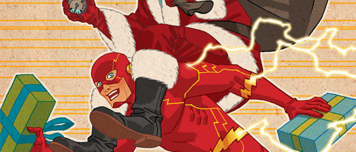 "REVIEW: The Flash #13 – ""Date Night"""