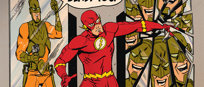 "REVIEW: The Flash #15 – ""Mirror Master Matters"""