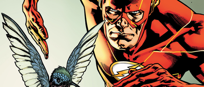 "REVIEW: The Flash #16 – ""A Cold Surprise"""