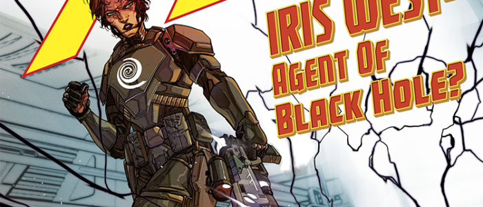 "REVIEW: The Flash #20 – ""Agent Iris West"""