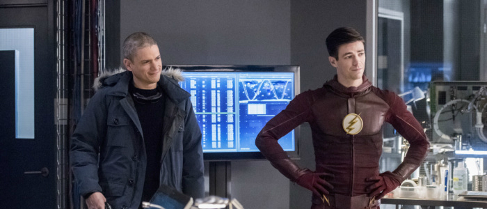 "The Flash Season 3 Episode 22 Photos: ""Infantino Street"""
