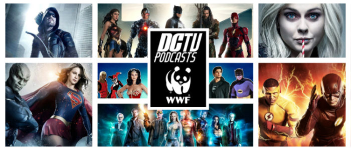 The Flash Podcast Reminder: Live Podcast Charity Marathon For World Wildlife Fund On June 17!