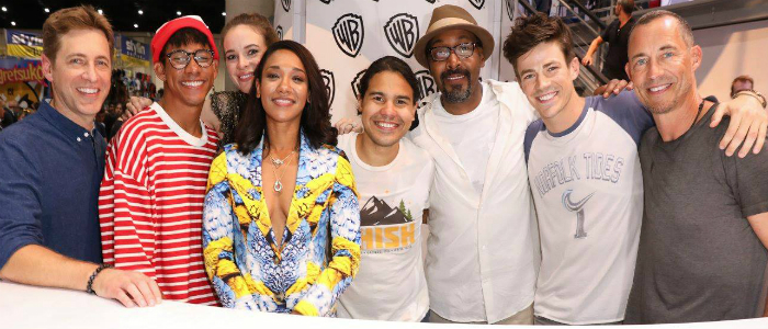 The Flash Podcast Season 3.5 – Episode 1: San Diego Comic-Con Speed Round News For Season 4