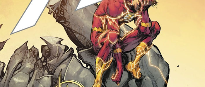REVIEW: The Flash #26 – One Way Or Another