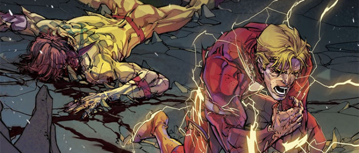 REVIEW: The Flash #27 – I Will Possess Your Heart