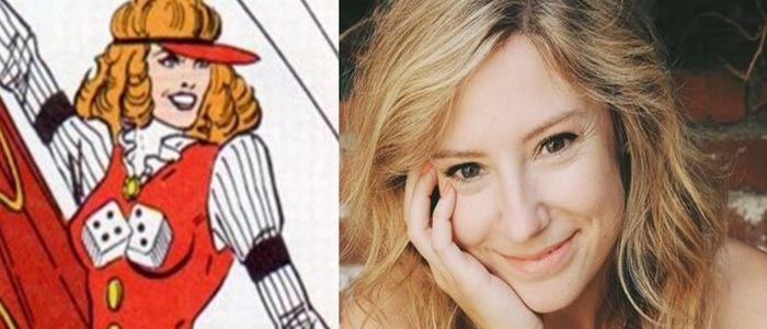 Sugar Lyn Beard Cast On The Flash As DC's Hazard