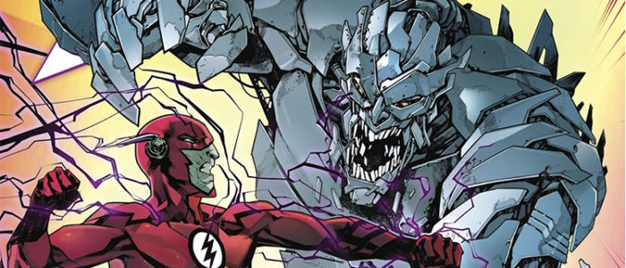 REVIEW: The Flash #29 – Shards Of Shrapnel