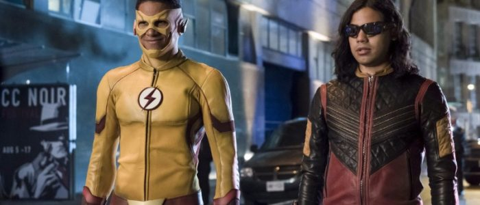 "The Flash Season 4 Episode 1 Photos: ""Flash Reborn"""